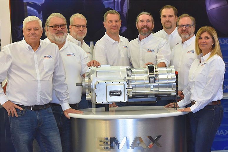 E-MAX Electric Transmission Team