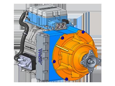Sigma Powertrain MID-Series Transmission