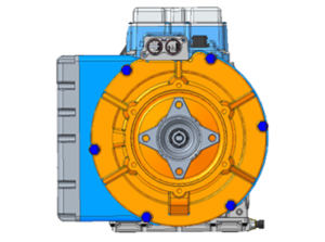 Sigma Powertrain MID-Series electric truck transmission
