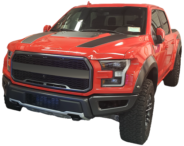 Raptor EVolved with Electric Powertrain